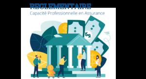 Capacité professionnelle en assurance - habilitation 150h