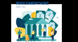 formation règlementaire banque DDA 15h