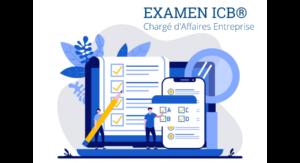 Examen ICB® Conseiller Bancaire Chargé d'affaires entreprise