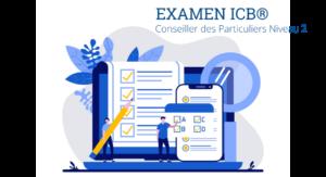 Examen ICB® Conseiller Bancaire Particuliers