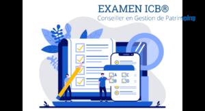 Examen ICB® Conseiller Bancaire Gestion de patrimoine