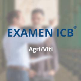 Examen ICB® – Conseiller Agri/Viti