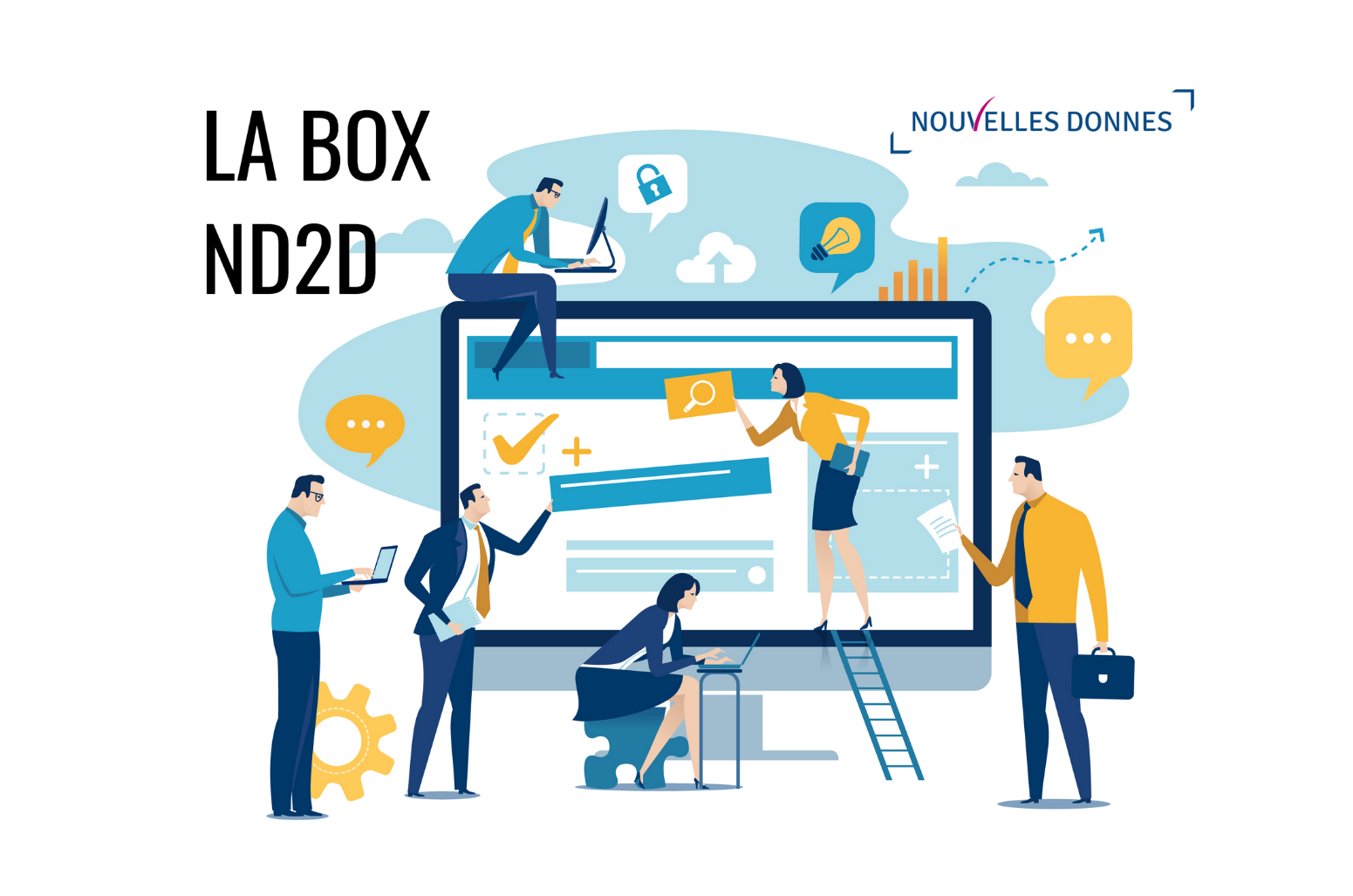"""BOX ND2D – La """"révision et le contrôle technique"""" du conseiller bancaire"""