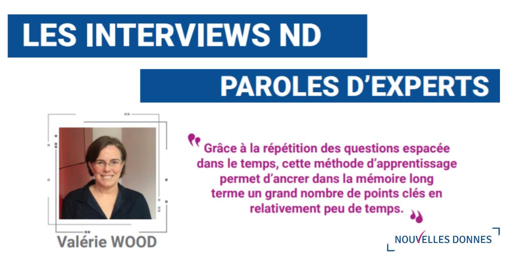 Interview de Valérie Wood – Responsable Pédagogique e-learning chez Nouvelles Donnes