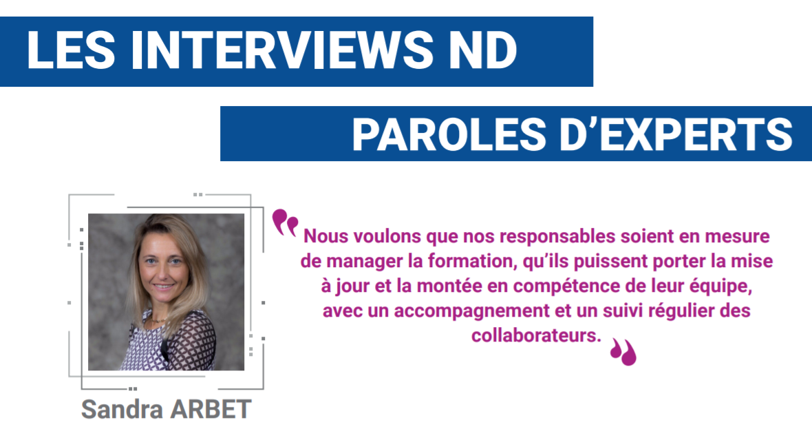 Interview de Sandra Arbet – Directeur du réseau Outre-mer et de l'animation commerciale de la BRED