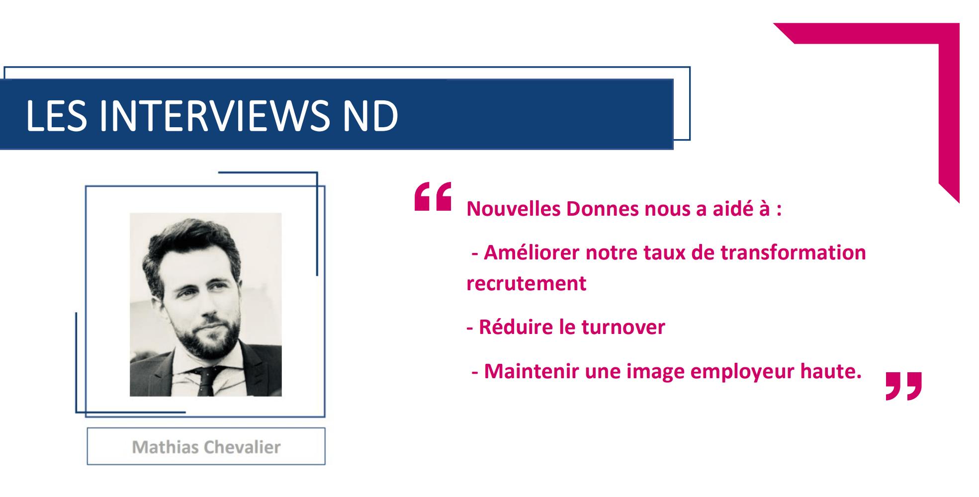 Interview Mathias Chevalier – Responsable développement RH de la BRED