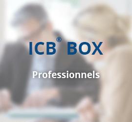 ICB® BOX – Conseiller des Professionnels